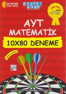 Akıllı Adam AYT Matematik 10x80 Deneme