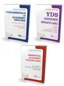 YDS Tam Hazırlık Seti Türkçe Açıklamalı Gramer + Kelime + Deneme