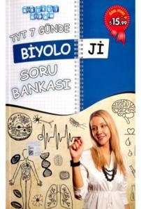 Akıllı Adam TYT 7 Günde Biyoloji Soru Bankası