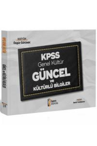 İsem Yayınları 2020 KPSS Genel Kültür Güncel ve Kültürlü Bilgiler