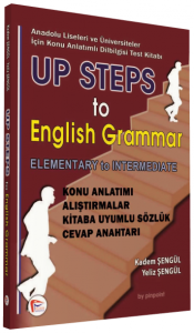 Up Steps to English Grammar Elementary to İntermadiate