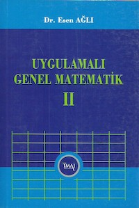 Uygulamalı Genel Matematik – Cilt II