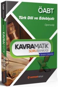 Uzman Kariyer KPSS ÖABT Türk Dili ve Edebiyatı Öğretmenliği Çözümlü Soru Bankası