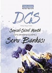 Yaklaşım Kariyer Yayınları DGS Sayısal Sözel Mantık Konu Anlatımlı Soru Bankası