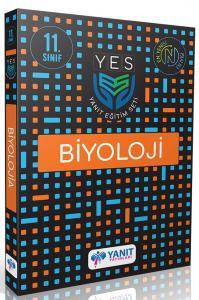 Yanıt Yayınları 11. Sınıf Biyoloji Yes Serisi