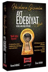 Yargı Yayınları AYT Hocaların Gözünden Edebiyat Konu Anlatım Föyleri