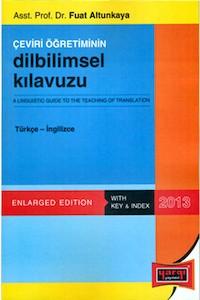 Yargı Çeviri Öğretiminin Dilbilimsel Kılavuzu Türkçe - İngilizce