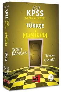 Yargı KPSS Kozmik Oda Türkçe Tamamı Çözümlü Soru Bankası 2019