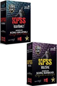 Yargı Yayınları 2020 KPSS GY-GK Modüler Konu Anlatımlı Soru Bankası Seti