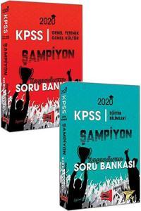 Yargı Yayınları 2020 KPSS Kazandıran Şampiyon Soru Bankası Seti