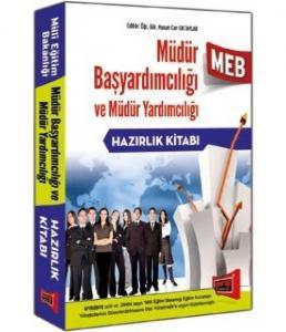 Yargı MEB Müdür Başyardımcılığı ve Müdür Yardımcılığı Hazırlık Kitabı Yargı Yayınları 2016