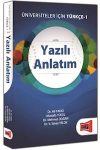 Yargı Üniversiteler için Türkçe - 1 Yazılı Anlatım