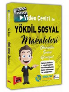 Yargı Video Çeviri İle YÖKDİL SOSYAL Makaleleri