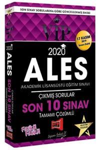 Yargı Yayınları 2020 ALES VIP Tamamı Çözümlü Fasikül Fasikül Son 10 Sınav Çıkmış Sorular – 17 Kasım 2019 Sınavı Dahil