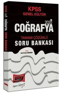 Yargı Yayınları 2020 KPSS Coğrafya Tamamı Çözümlü Soru Bankası