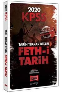 Yargı Yayınları 2020 KPSS Feth-i Tarih Tekrar Kitabı