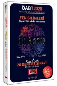Yargı Yayınları 2020 ÖABT Fen Bilimleri FENOTİP Konu Özetli Tamamı Çözümlü 20 Deneme Sınavı
