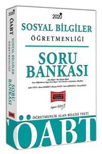 Yargı Yayınları 2020 ÖABT Sosyal Bilgiler Öğretmenliği Soru Bankası