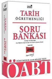 Yargı Yayınları 2020 ÖABT Tarih Öğretmenliği Soru Bankası