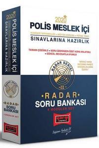 Yargı Yayınları 2020 Polis Meslek İçi Sınavlarına Hazırlık Radar Modüler Soru Bankası Seti