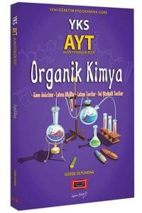 Yargı Yayınları AYT Organik Kimya Konu Anlatımlı Soru Bankası