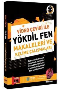 Yargı Yayınları Video Çeviri İle YÖKDİL Fen Makaleleri ve Kelime Çalışmaları