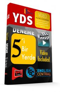 Yargı YDS 5 i Bir Yerde Deneme Video Included