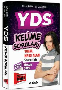 Yargı YDS Kelime Soruları TOEFL KPSS Alan Sınavları İçin 2014