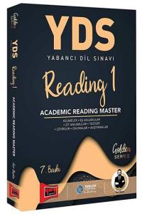 Yargı Yayınları YDS Reading 1 Academic Reading Master