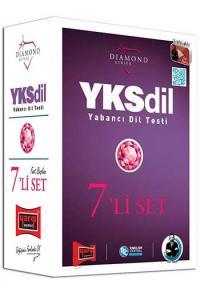 Yargı YKSDİL Yabancı Dil Testi 7'li Modüler Set Diamond Series