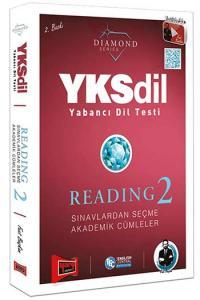Yargı YKSDİL Yabancı Dil Testi Reading 2 Diamond Series