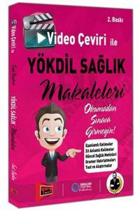 Yargı Yayınları Video Çeviri İle YÖKDİL SAĞLIK Makaleleri