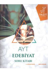 Yazıt Yayınları AYT Edebiyat Soru Kitabı