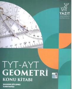 Yazıt Yayınları TYT AYT Geometri Konu Kitabı