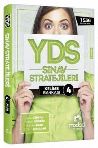 Modadil YDS Sınav Stratejileri 4 Kelime Bankası