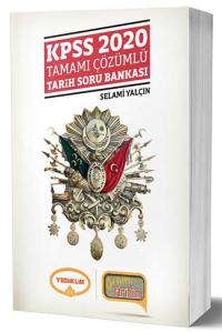 Yediiklim Yayınları 2020 KPSS Tarih Tamamı Çözümlü Soru Bankası