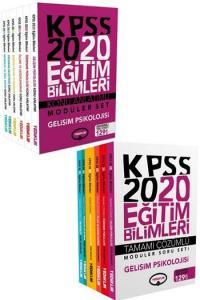 Yediiklim Yayınları 2020 KPSS Eğitim Bilimleri Kazandıran Modüler Konu Soru Seti