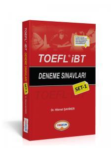 Yediiklim TOEFL IBT Deneme Sınavları Set 1