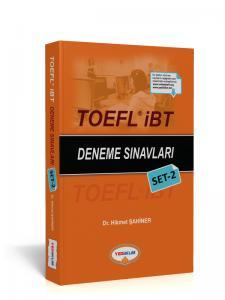 Yediiklim TOEFL IBT Deneme Sınavları Set 2