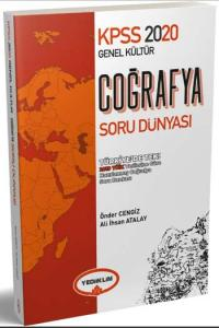 Yediiklim Yayınları 2020 KPSS Coğrafya Soru Dünyası