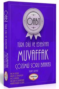 Yediiklim Yayınları ÖABT Muvaffak Türk Dili ve Edebiyatı Öğretmenliği Çözümlü Soru Bankası