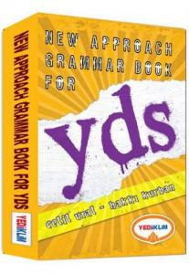 Yediiklim New Approach Grammar Book For YDS Soru Bankası
