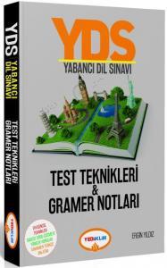 Yediiklim YDS Yabancı Dil Sınavı Test Teknikleri & Gramer Notları