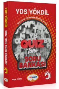 Yediiklim YDS YÖKDİL Quiz Time Tamamı Çözümlü Soru Bankası