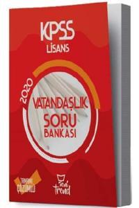 Yeni Trend Yayınları 2020 KPSS Vatandaşlık Tamamı Çözümlü Soru Bankası