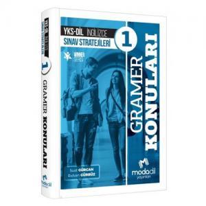 Modadil YKSDİL İngilizce Sınav Stratejileri 1 Gramer Konuları