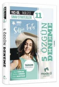 Modadil YKSDİL Sınav Stratejileri Serisi 11 - 5 Özgün Deneme