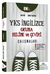 İrem YKS İngilizce Okuma Kelime ve Çeviri Çalışmaları
