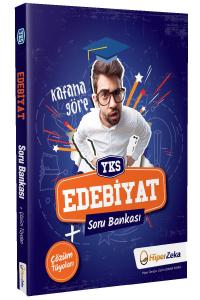 Hiper Zeka Yayınları YKS Kafana Göre AYT Edebiyat Soru Bankası