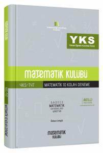 Matematik Kulübü YKS TYT Matematik 10 Kolay Deneme